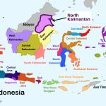 インドネシアの月額最低賃金推移(2015年1月時点)