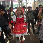 Little Tokyo Blok-M ENNICHISAI 縁日祭 2015