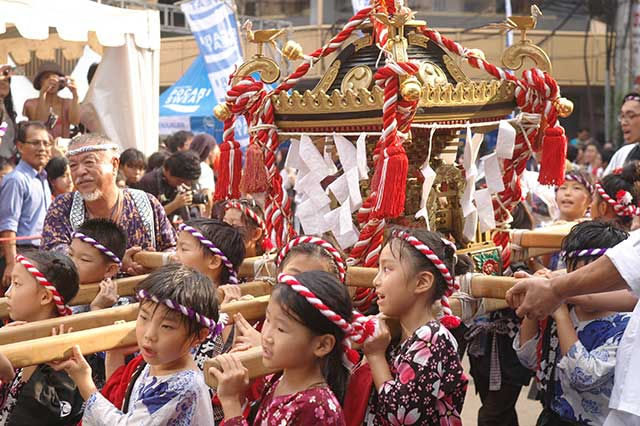 ジャカルタ縁日祭